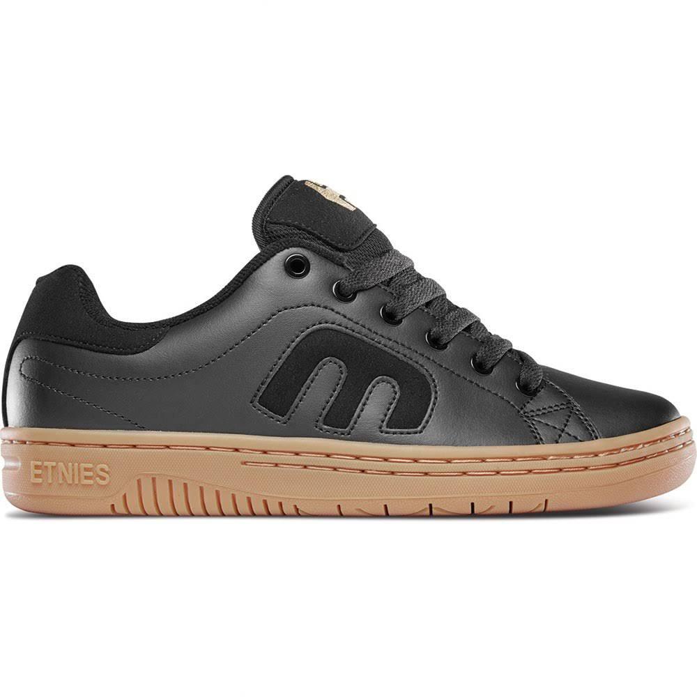 Etnies Calli-Cut Skate Shoes – Black / Gum