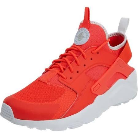 Nike Größe Herrenschuhe Ultra Huarache 10 Purpurrot Hellgrau Run weiß 819685602 Air Helles wnItYUrqI
