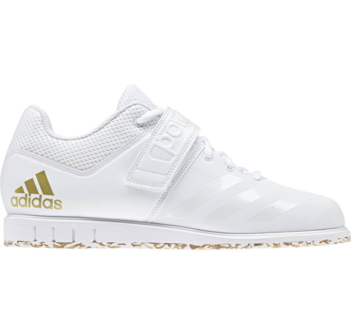 1 Shoes Powerlift 3 Adidas White 14Gewichtheffen heren m8Nnv0wO