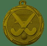Hockey Medaille - E3012 1 Goud