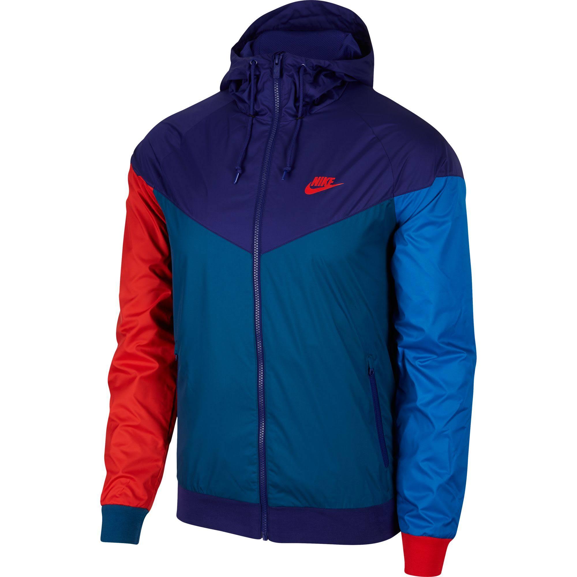 regency Nike Para Sportswear Purple Hombre Xs Purple Windrunner Chaqueta Talla Regency 4d0Wqq
