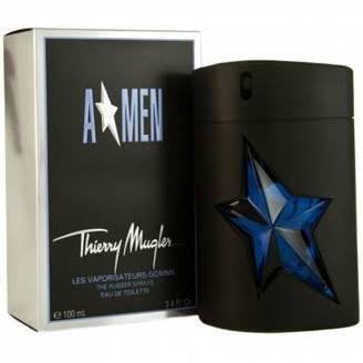 3 Spray Edt 4 Oz Men Botella Thierry Angel Mugler Fl De xwqFRF