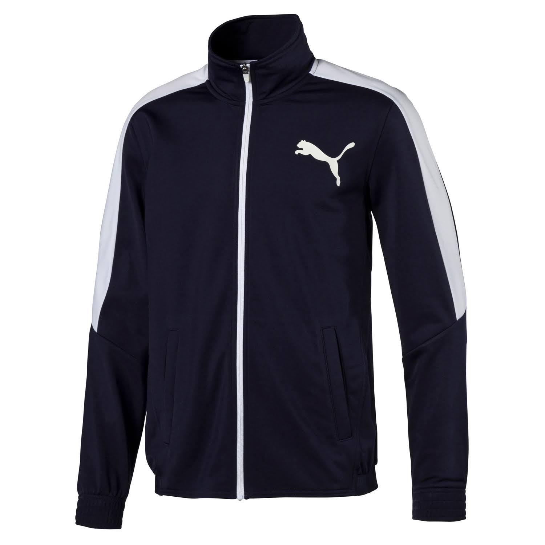 Tricot Hombre Chaqueta Puma M Para Deportiva Azul n7xC0wS4q