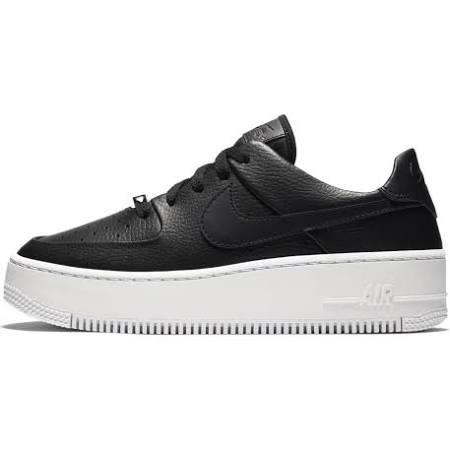 1 Force Zapatos Low 7 Tamaño Mujer Nike Air Ar5339002 Negro Para Sage wp5EUX