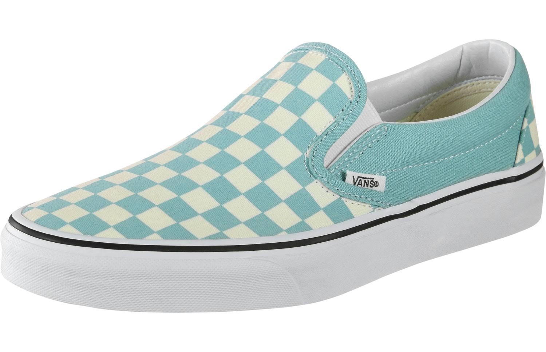 Slip Vans Classic truewhite on Blau Aquahaze gYHOAqY