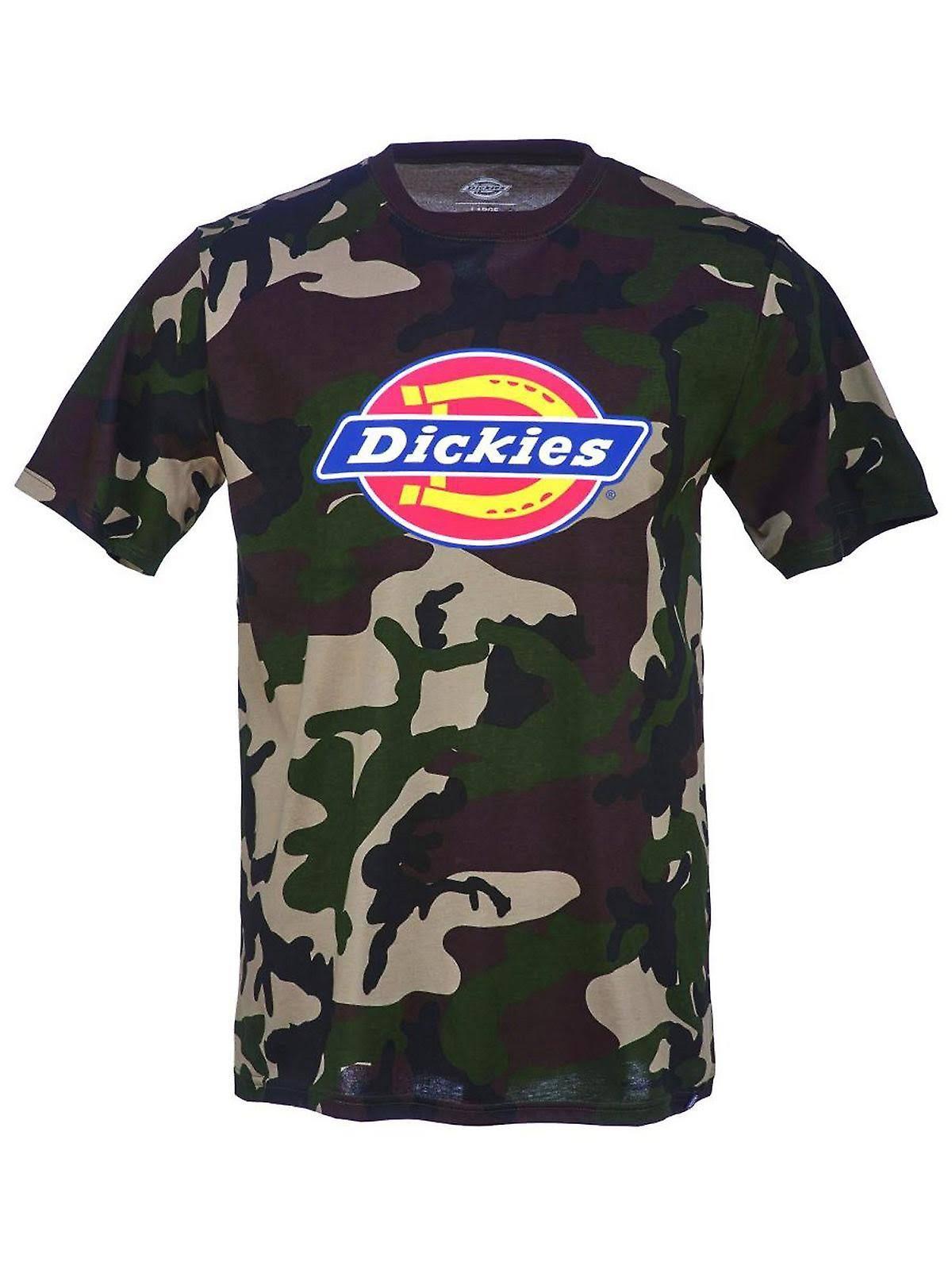 L Dickies L Multicolorido Multicolorido Multicolorido Dickies Camiseta Horseshoe Camiseta Horseshoe Camiseta Horseshoe Dickies fHwqx1T5Bq