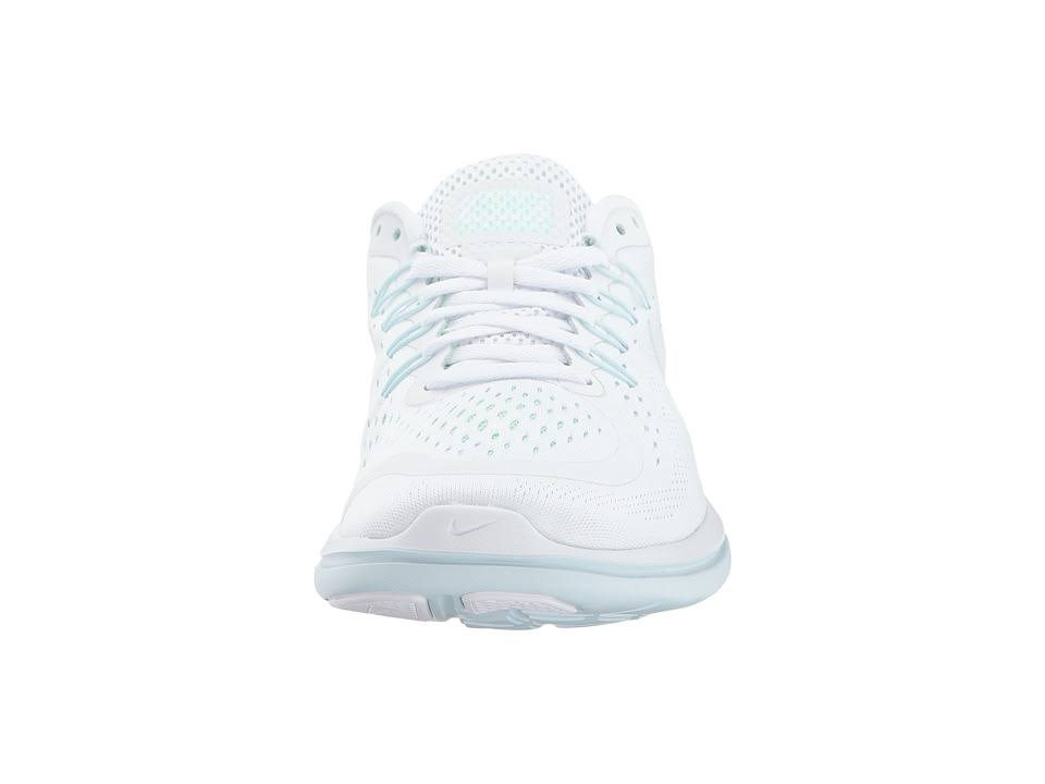 weiß 11 Größe Glacier Rn Tint Frauen Blue Weiß 2017 Laufschuh Nike Flex qYaw0X