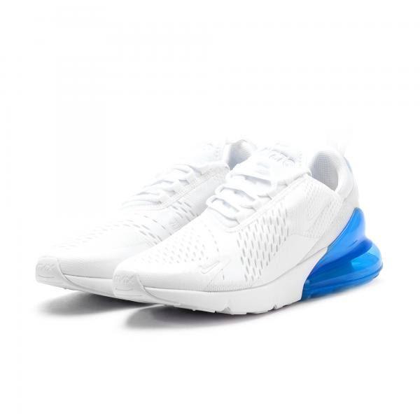 Nike 10biancoBiancobianco uomo Blu Air da Scarpe Max taglia foto 270 vNm8nwO0