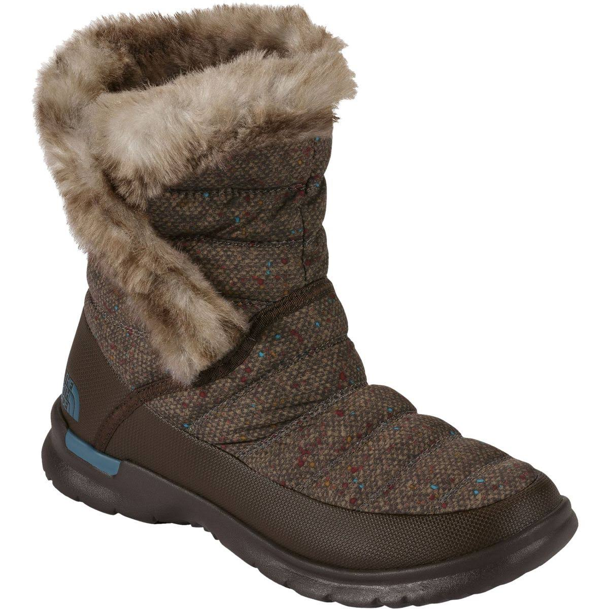 Bootie Ii North Face Microbaffle Damen The Grau Thermoball fOC1ccz