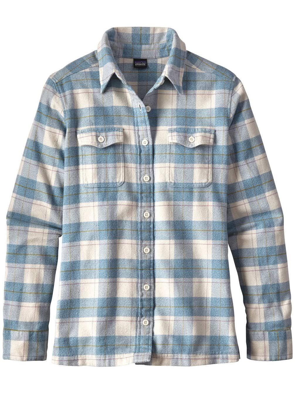 De Franela Para Patagonia Mujer Fjord Camiseta Ligera B1RxnW1H