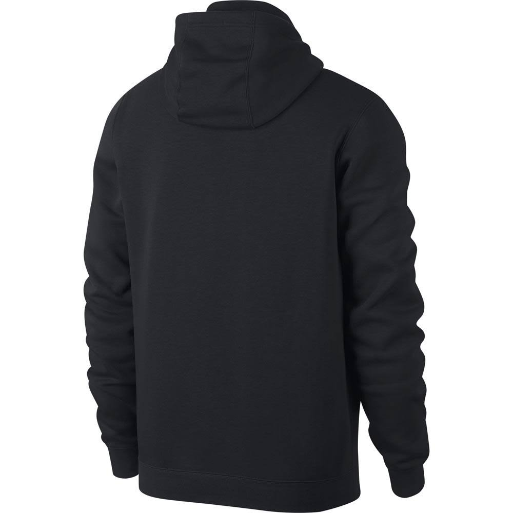 Nike It M Negro Do Hoody Talla Zip Just Hombre w6qZwHp