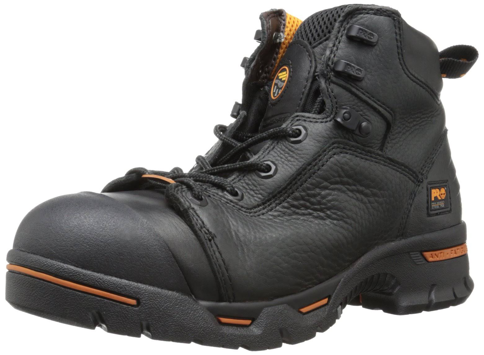 12 Size Pro Custom Endurance Boots Timberland Fit Work Men's Resistant Safety Toe Black Waterproof Steel Me Lehigh Puncture pHUqvB