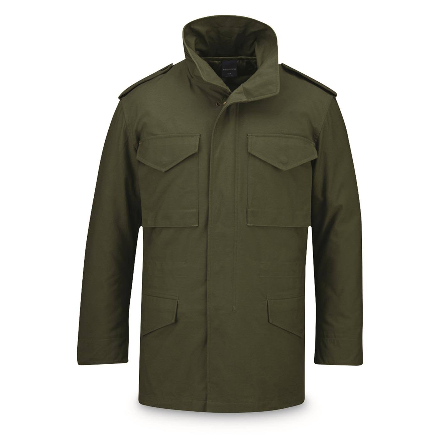 Coat Propper Field M65 Olivgrün Mpn F548509330s2 S2 nPx6w