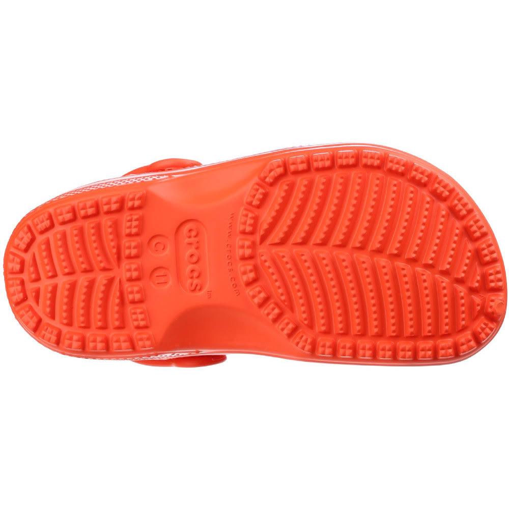 TangerineJ1 'classic Clog; Tangerine Crocs Kids nX8kO0wP