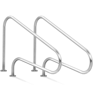 Uniprodo Einstiegshilfe Pool