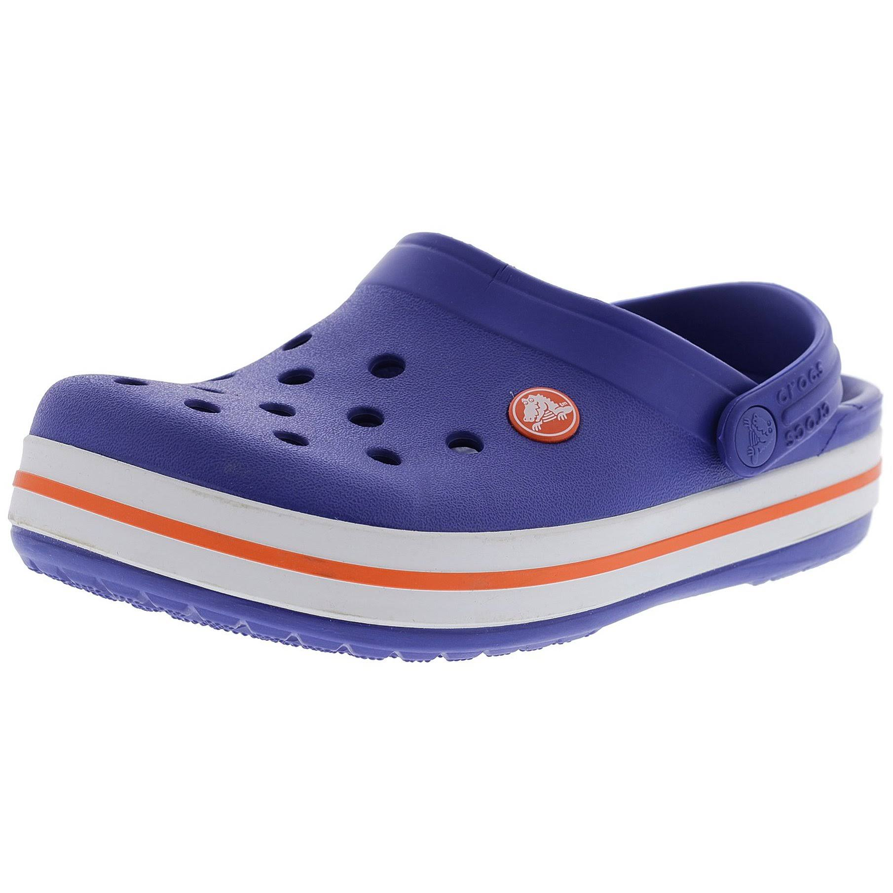 Niño Cerulean Clog Blue Ltd Zuecos Kids 10m Crocband Crocs wqxnn8XRg