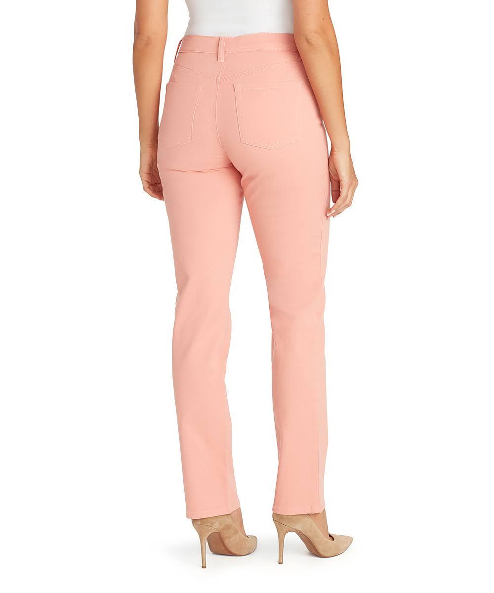 Vanderbilt Taille Jeans Amanda 14 Femmes Orange Gloria HqBpdwRw