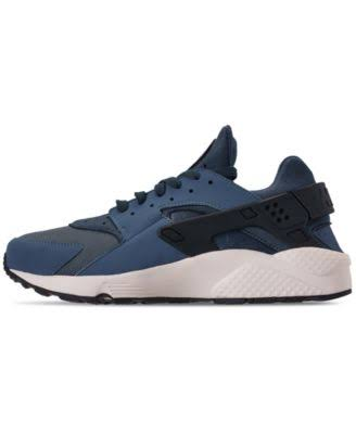 monsonebianco blu da Scarpe uomomisura9 5blu Huarache Nike corsa Air doreCxB