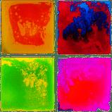 Sensory Floor Tile - Purple/Pink