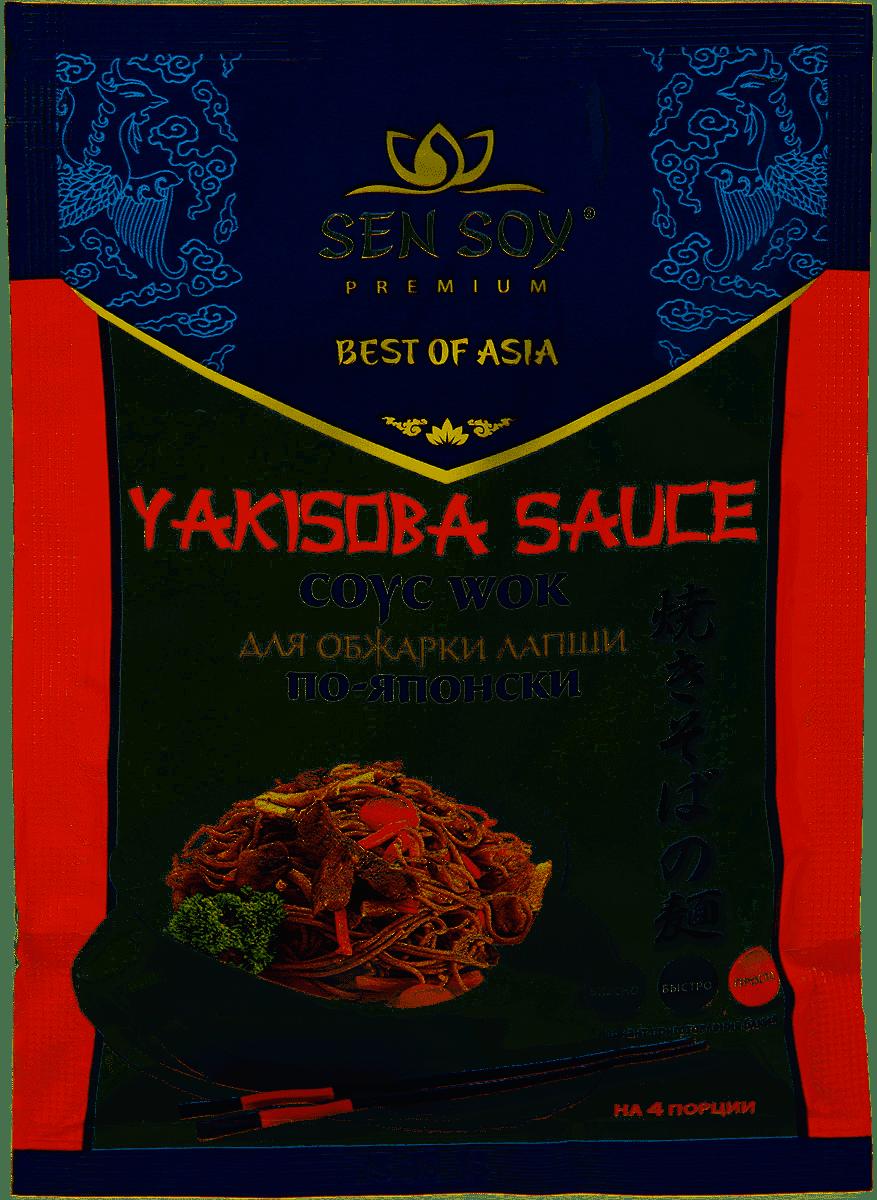 Соус Sen Soy Yakisoba