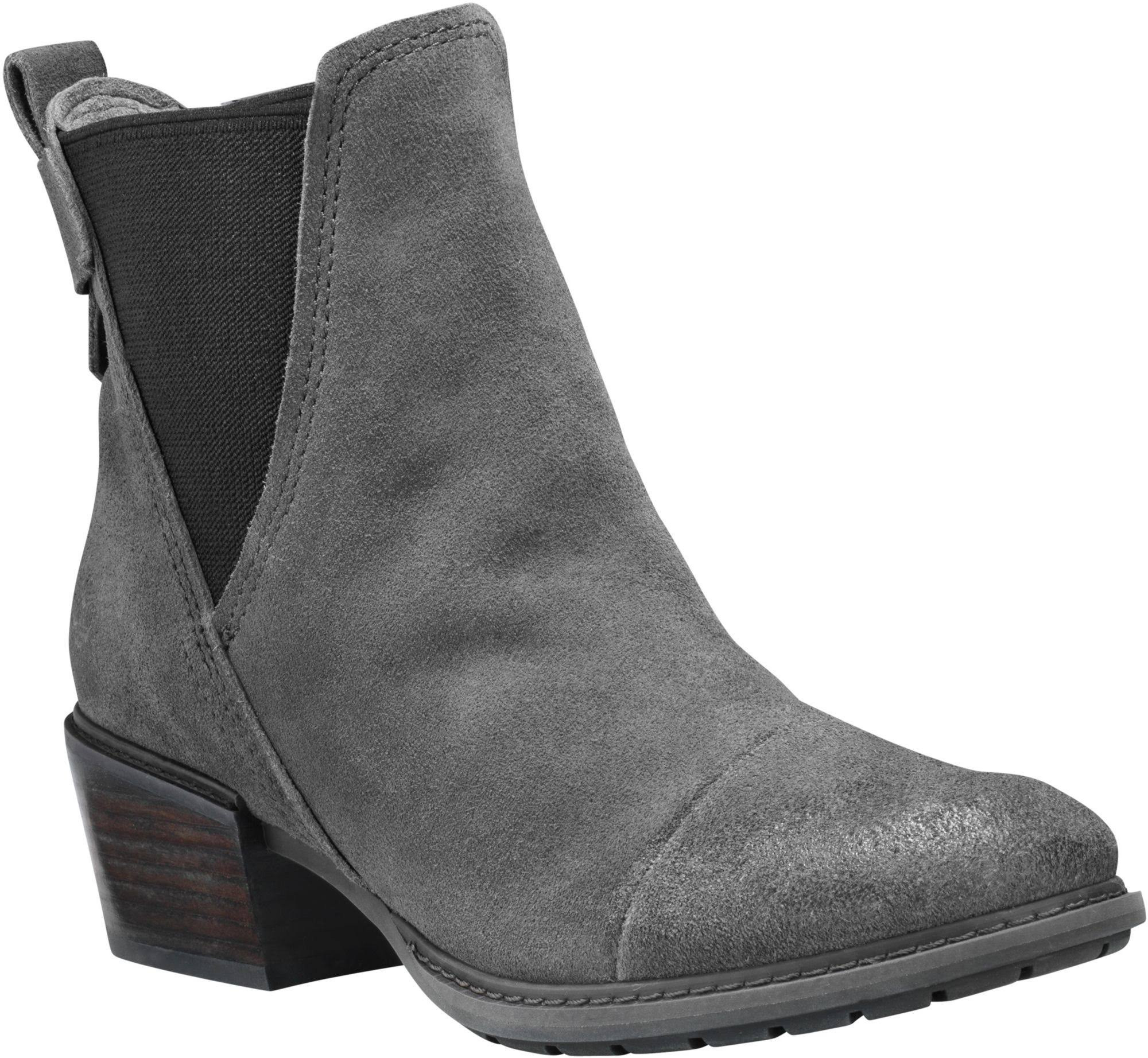 Chelsea Boots 6 Casual Size Bay Dark Suede Sutherlin Grey Women's Gray 0 Timberland wC1c6qRR