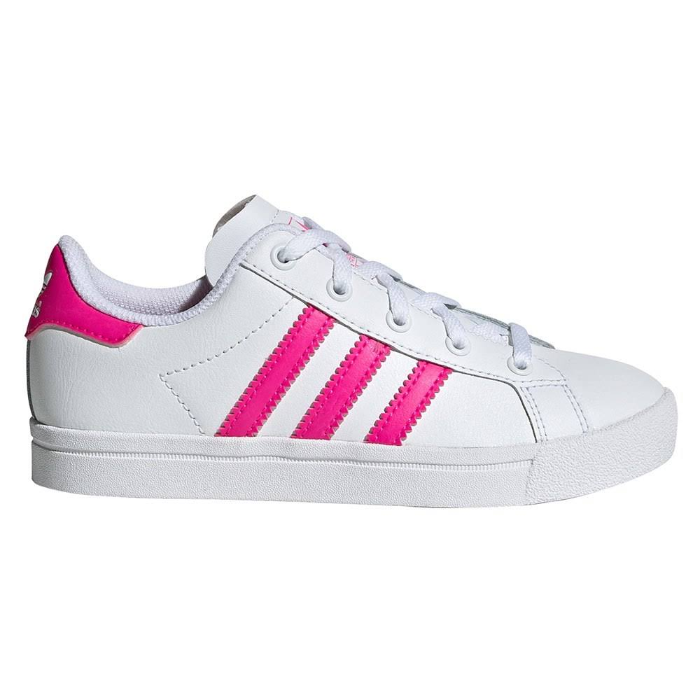 Adidas Coast Star Trainers White