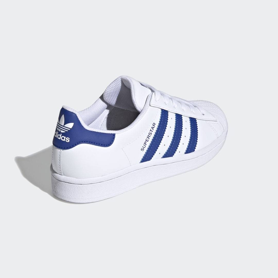 Adidas Scarpe Superstar - bambini - Bianco  UTfsTb