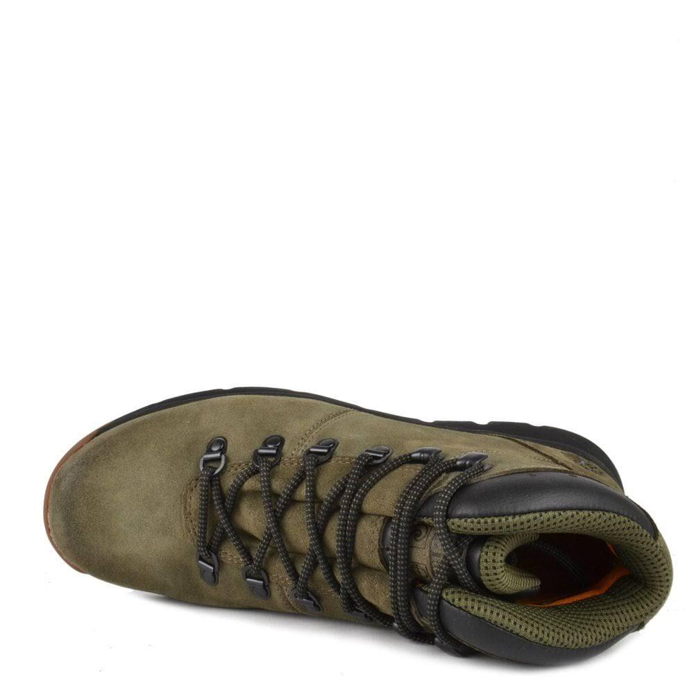 Hiker Dark Wildlederstiefel Timberland Olive Olive Größe World 5 Herren 41 Mid Farbe EYIEwqSRx