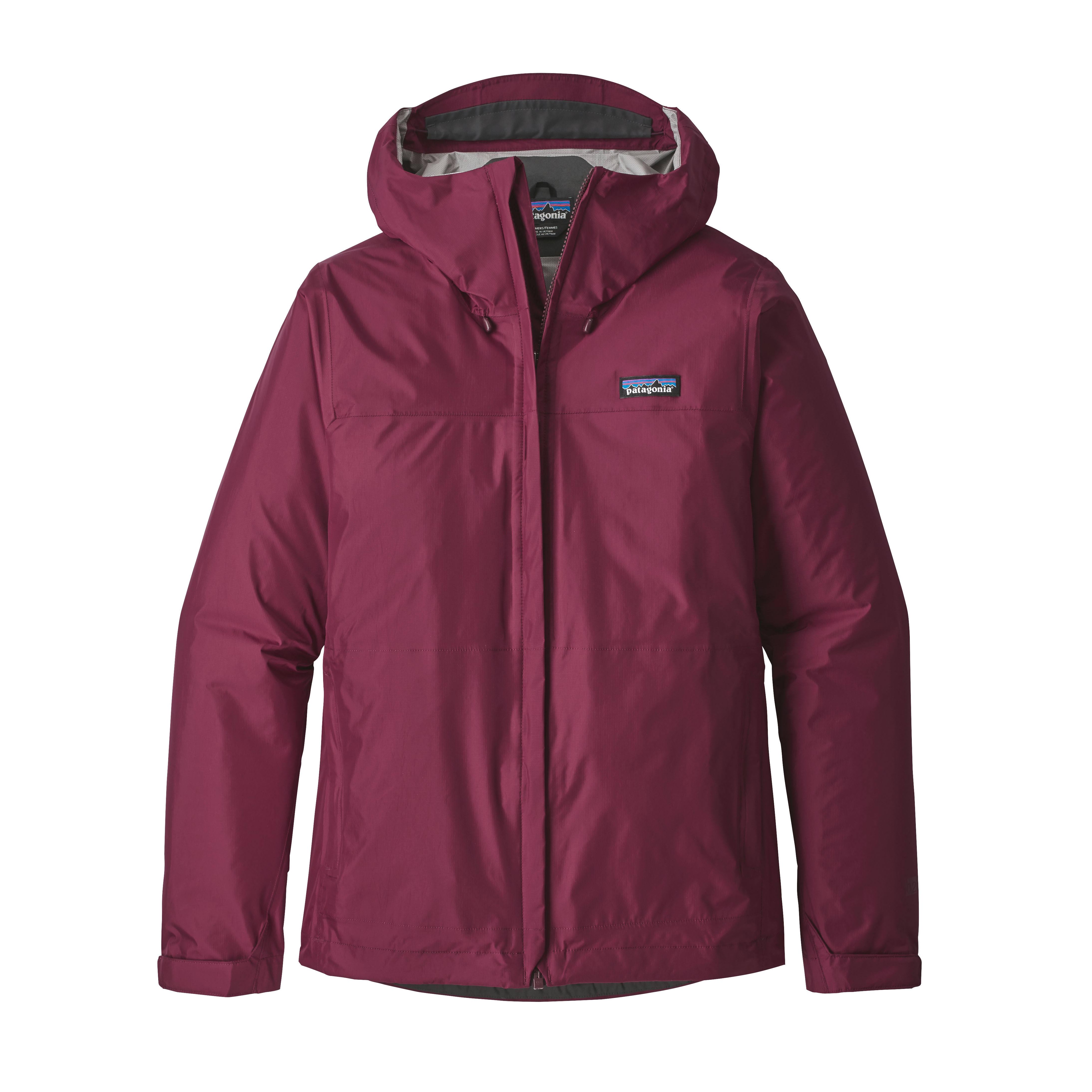 Jacket Rot M Rot Damenpfeil Patagonia Torrentshell ZwBqpqx0