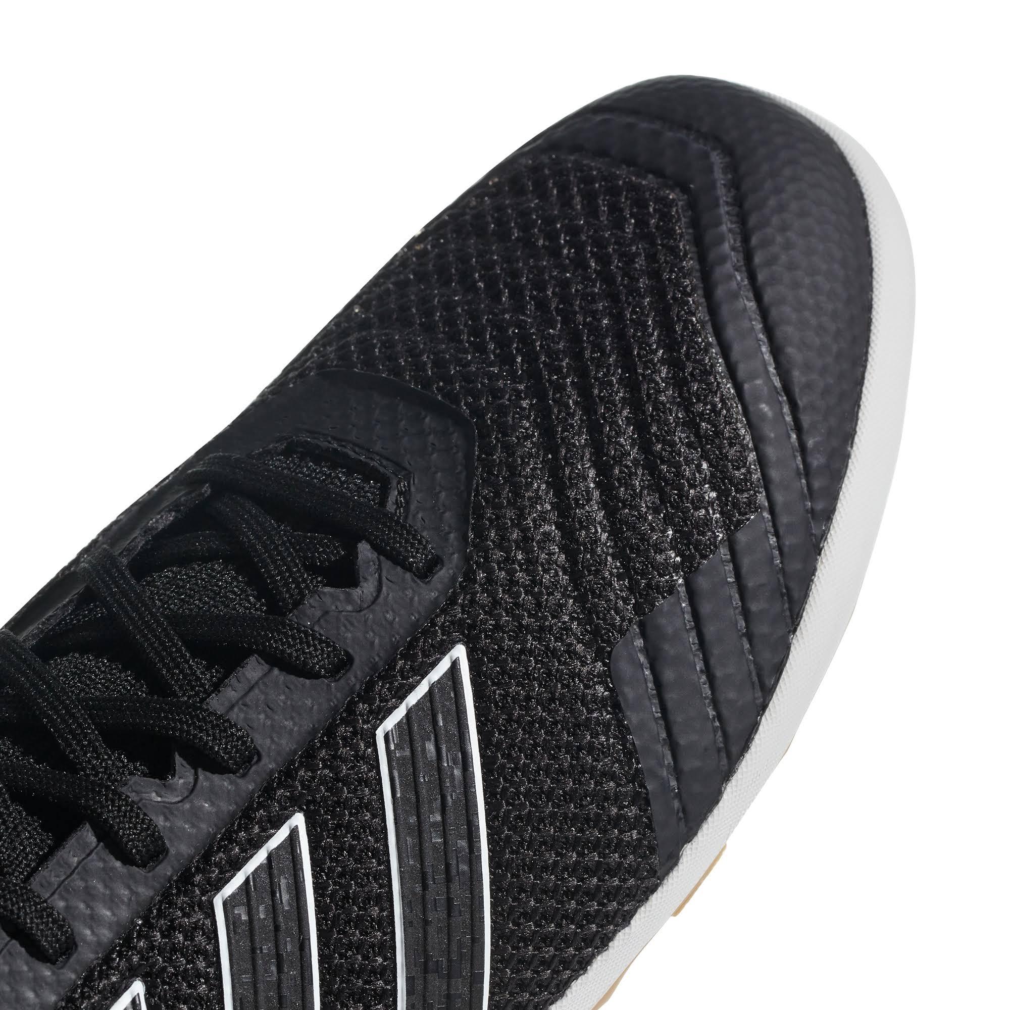 Noir Predator Salle Blanc De Hommes Adidas En Pour In 18 3 Football Chaussures BndqPw