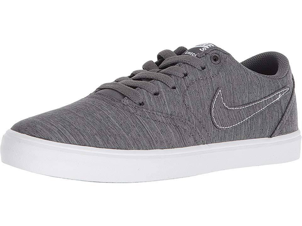 6 Nike Sb Größe Skate Damen Check Solar Schuhe Grau 0Hn0WS