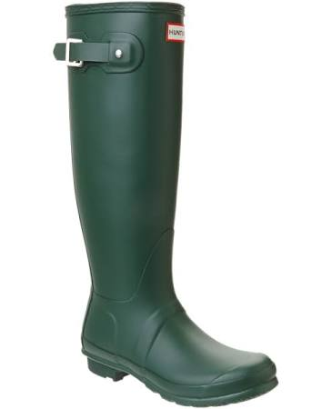 Green Original Boot Women's Tall Hunter 4Iq05a