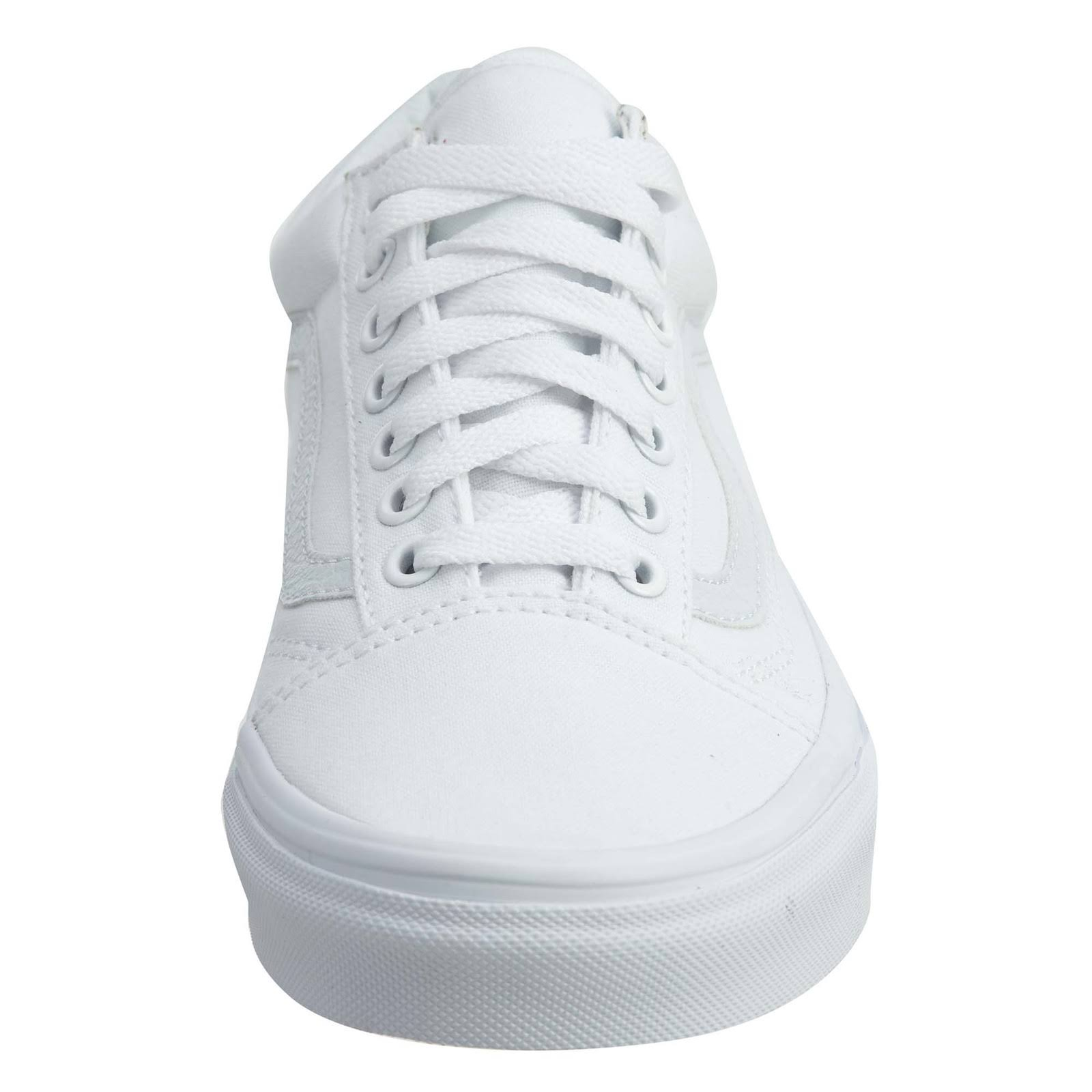 Skool Vans True Old 4 Womens 5 6 White Mens 1AP67Aqw