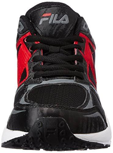 Red Fila Black Speed Shoes Pro Black Men amp; Grey And Running FtprtRwq