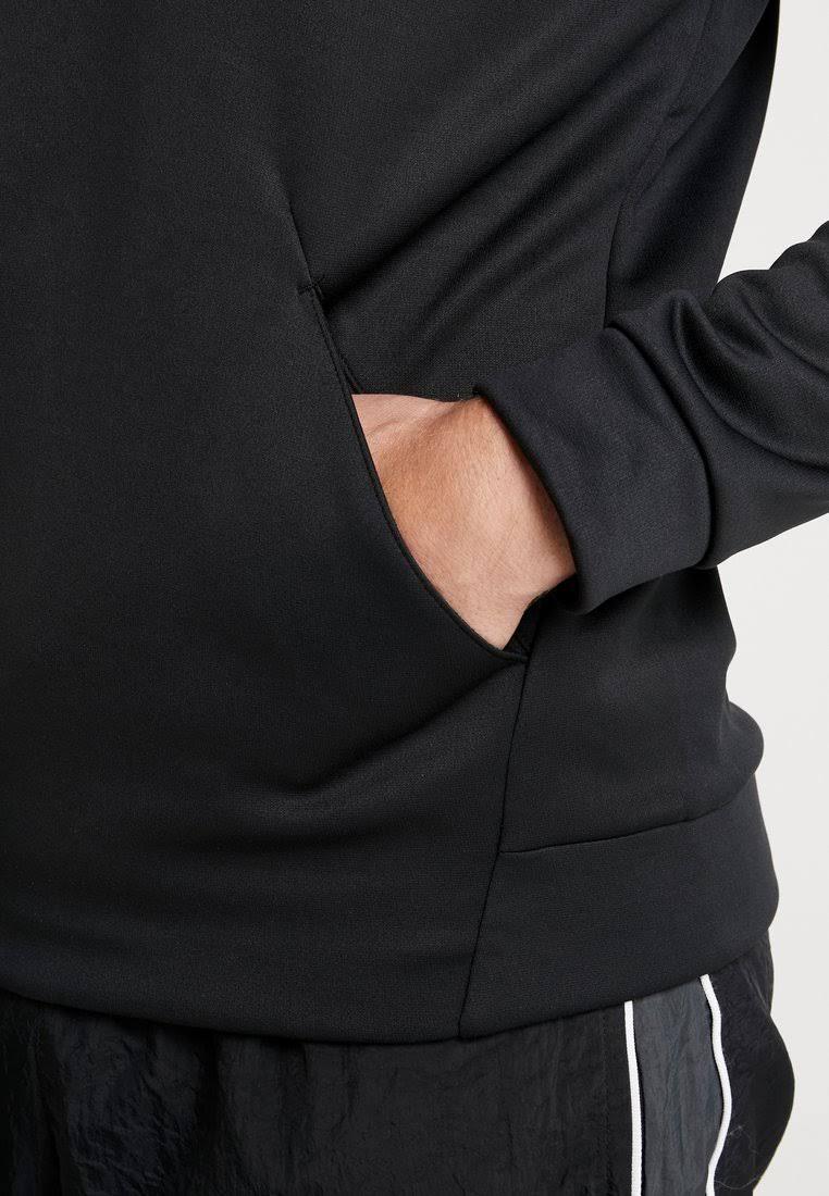 NIKE Therma Camo Panel Hoodie Mens - 150 - M black