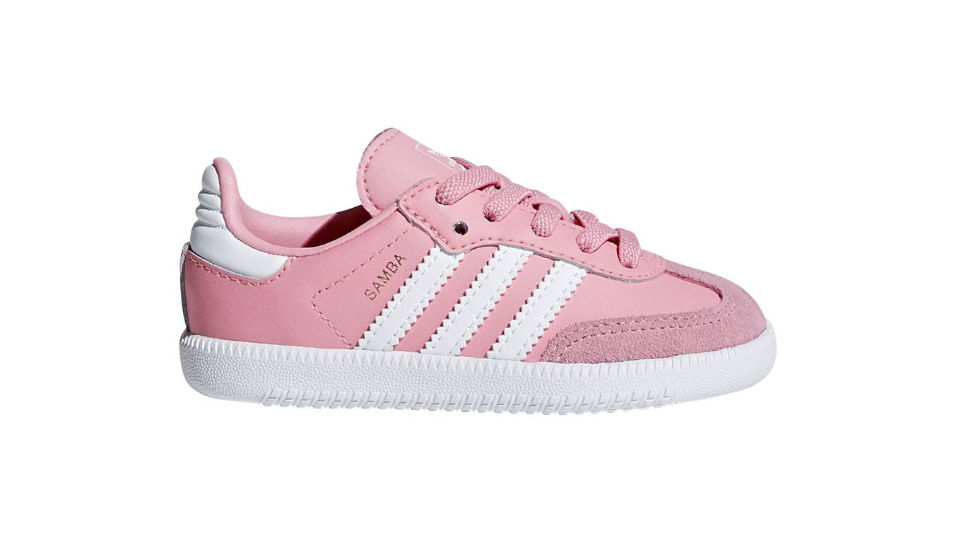 Adidas Samba OG El I Kids Pink Kids sneakers Adidas Originals