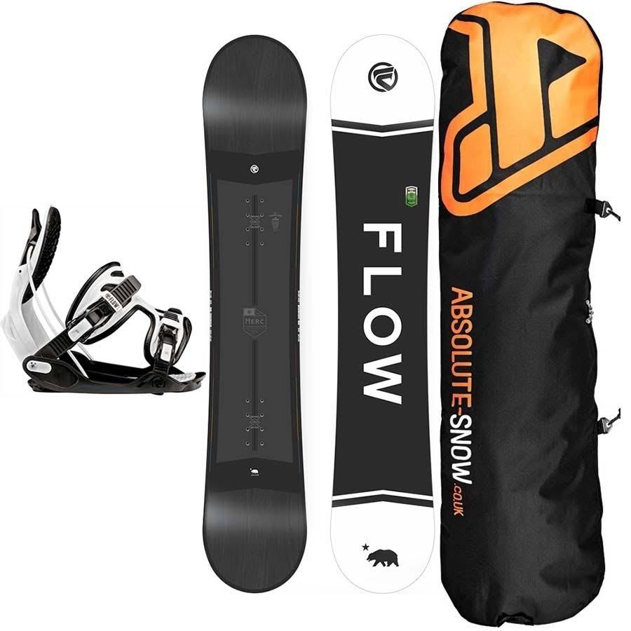 Merc Camber 2018 Hybrid Snowboard153cm Flow uKcF3l1JT