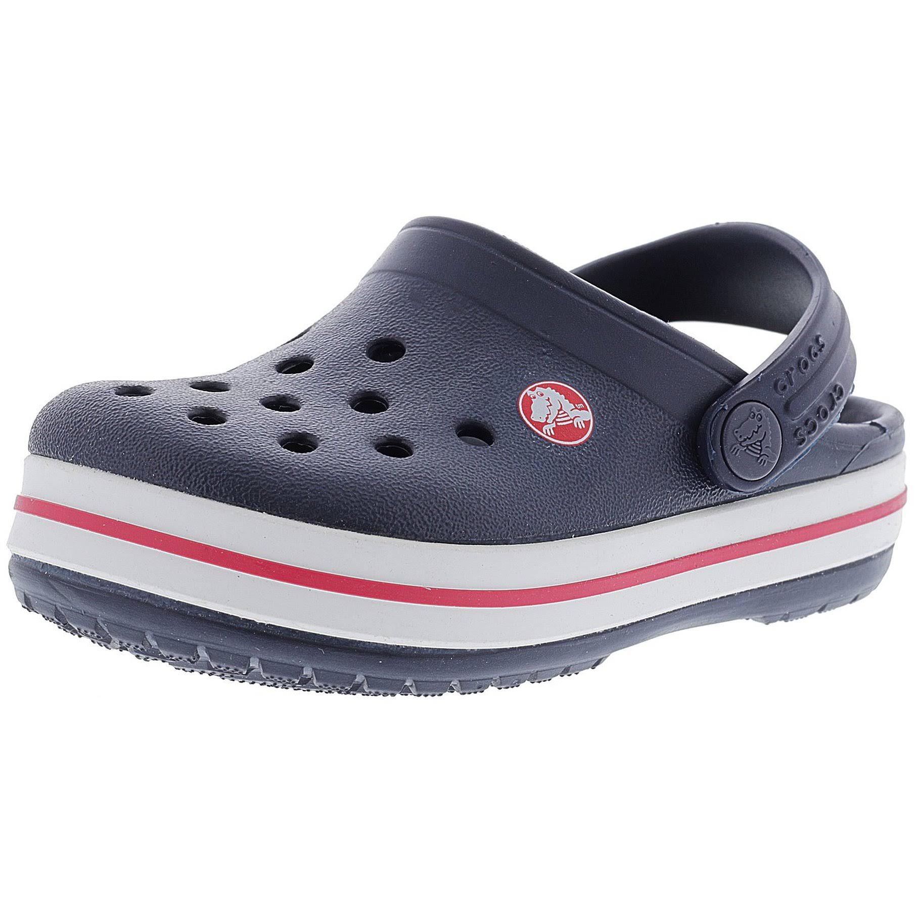 Crocs Kids Marineblau Rot Clogs Ltd Clog 5m Crocband URcHFrU