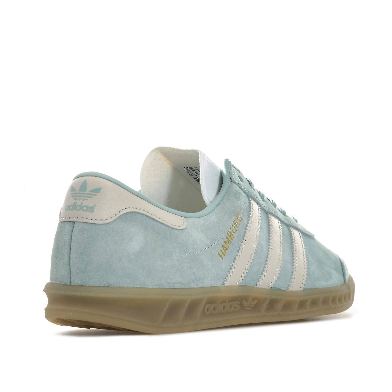 Damen Adidas Hamburg brown Green W Schuhe gdzdqwp