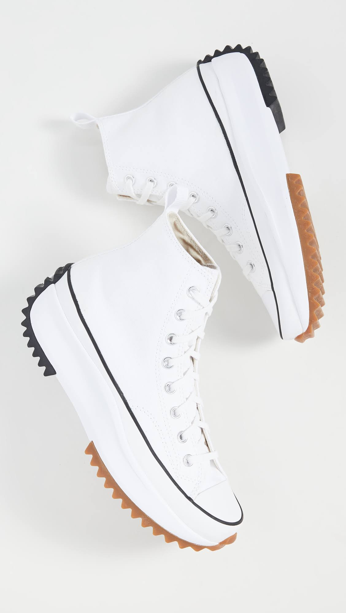 Converse Run Star Hike, White
