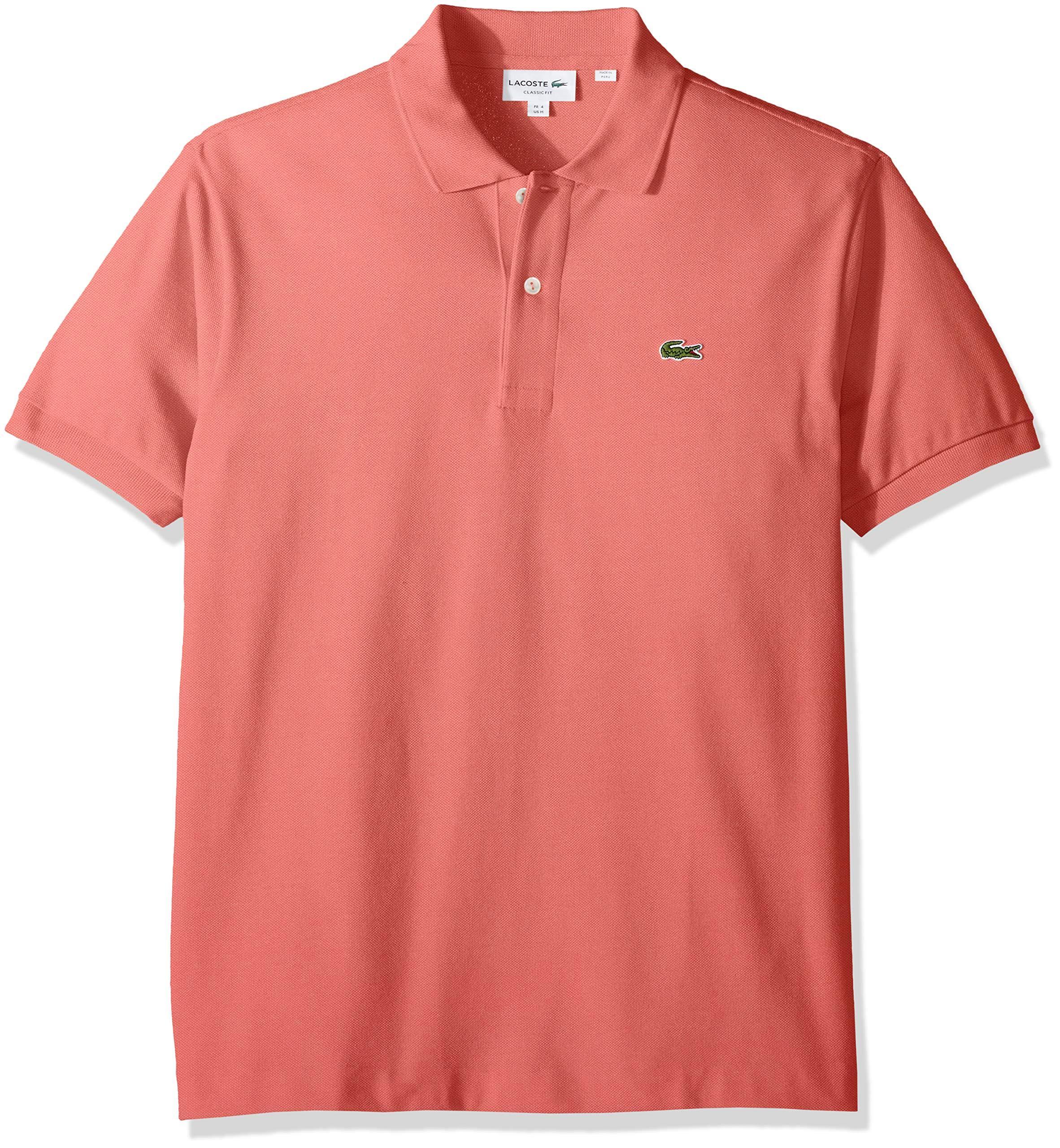 Herren Klassisches Kurzarm Lacoste Pique L 12 12 Poloshirt v6wn8qd47
