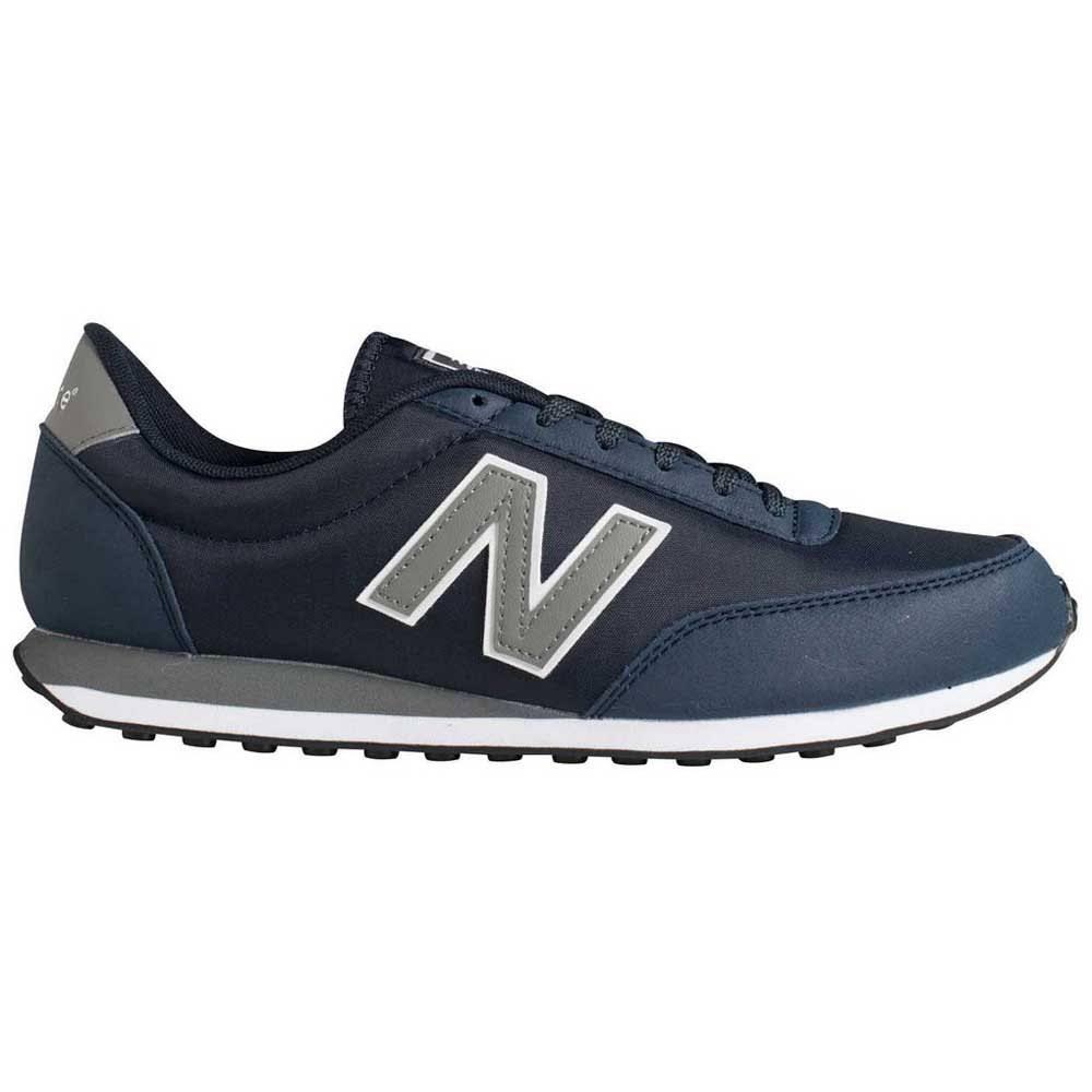410 Deporte Zapatillas Balance Marino Blue Plateadas De Azul New qn5aFHTWW