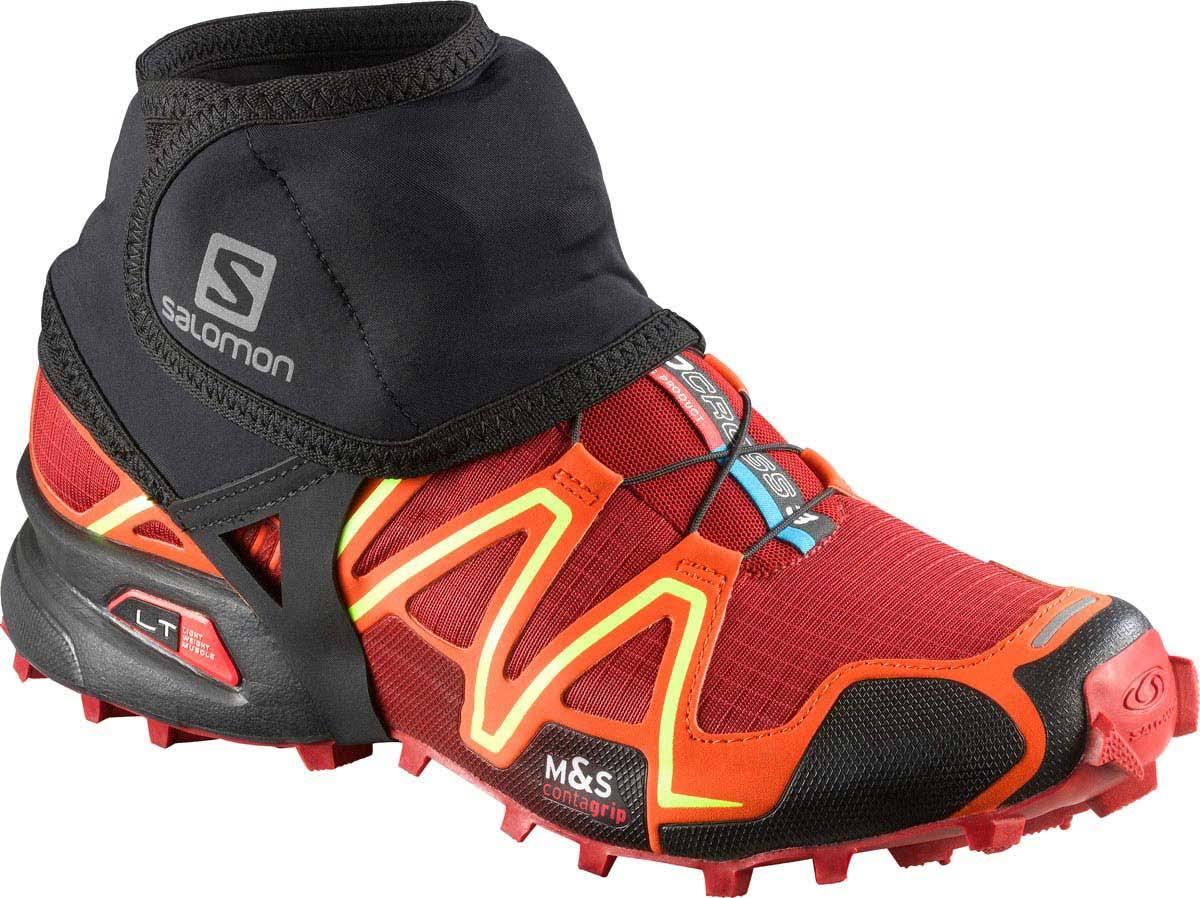 Black 9 Gaiters Salomon 12 5 Low Trail L32916600 wT4B8q