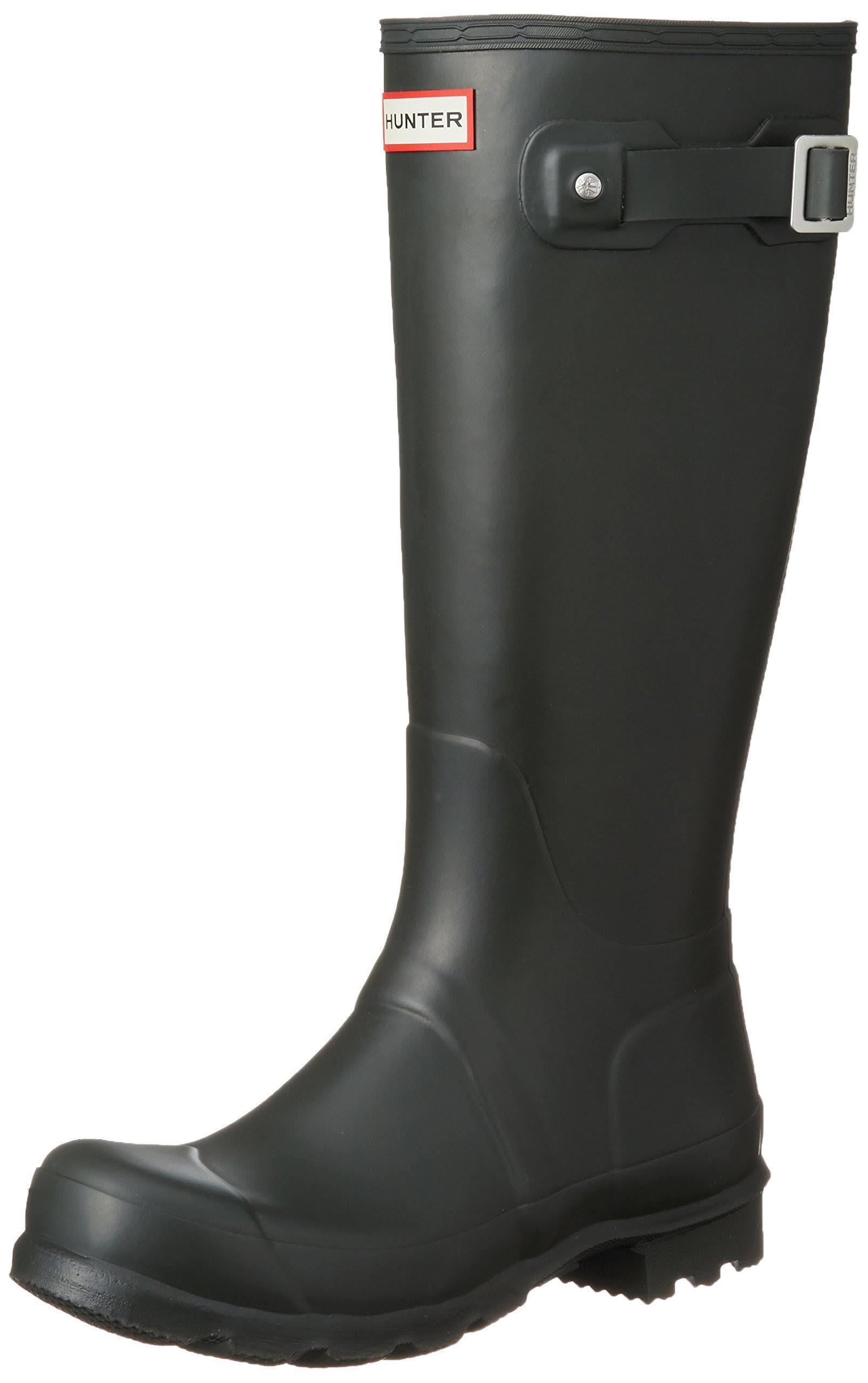 alti Hunteroliva pioggia Stivali originali scura da da uomo tCrQdsh