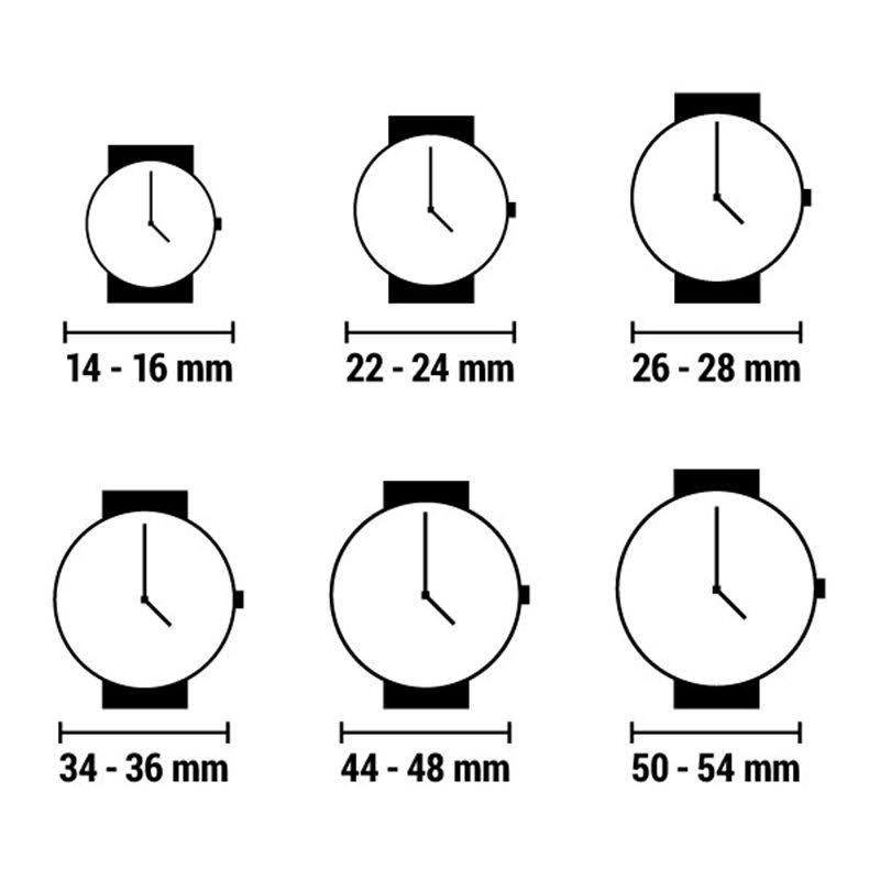 Invicta Reloj Hombre (45 mm) Gris