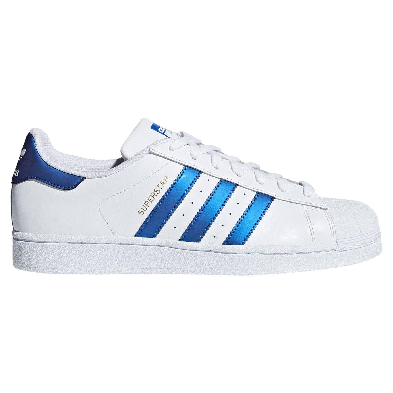 Adidas Originals Superstar - White - Mens - Trainers