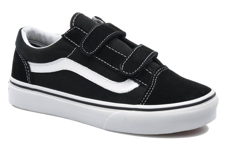 Skool Old Schwarz V Vans 35 Größe Sneaker wxPzWq
