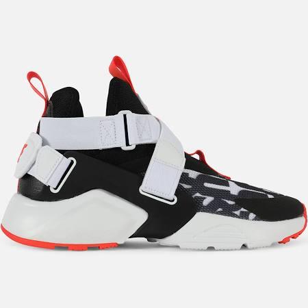 Huarache Para Nike 5 Grado Tamaño City Negro Niñas Escolar Calzado 5 waIqId
