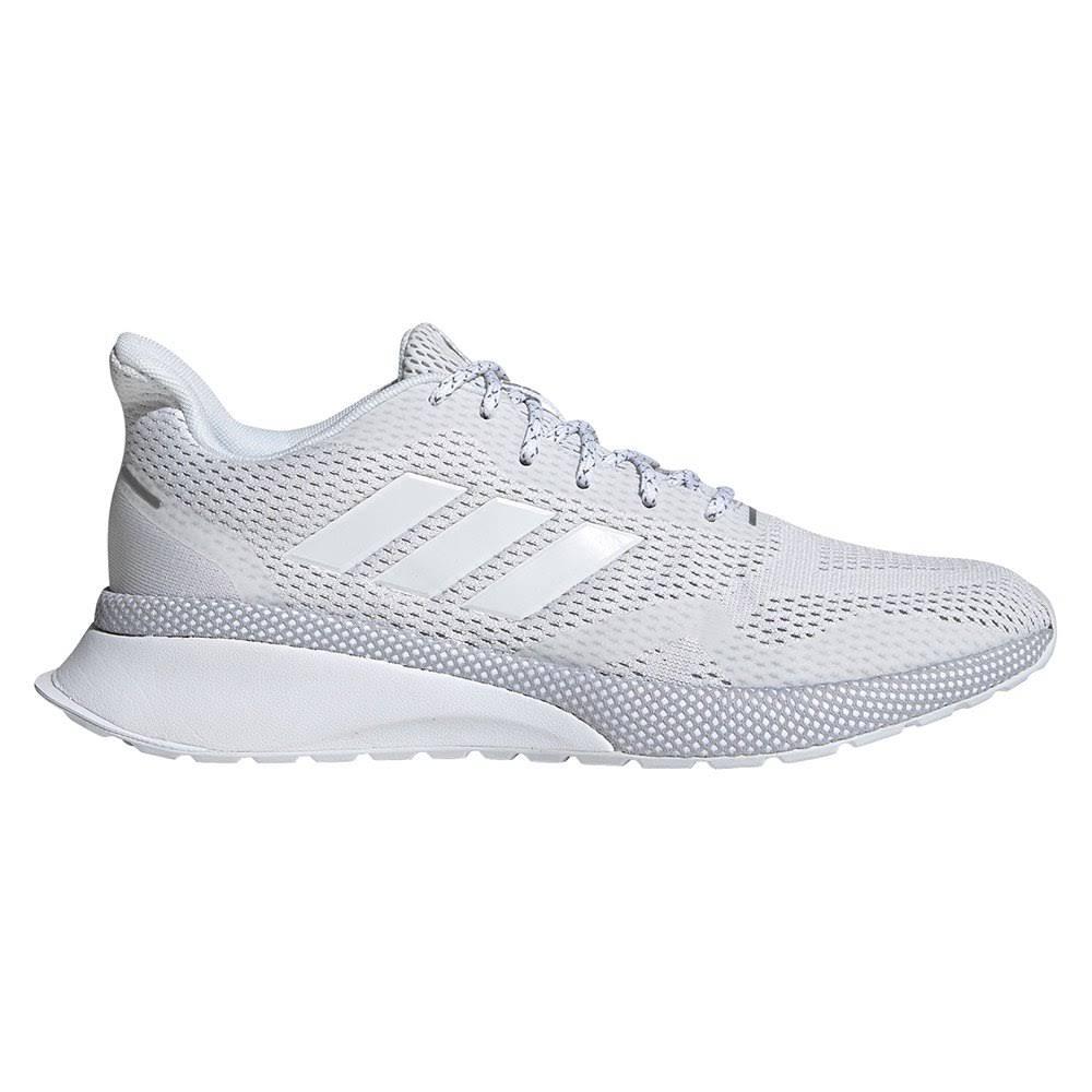 Adidas Performance 'Nova Run X' Trainers - White