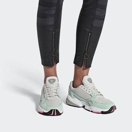 B28127 Mujer Adidas Para Falcon 5 Originals Zapatos Tamaño 6 XwxqBcO7x1